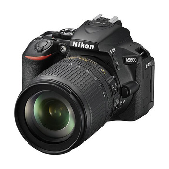 Nikon D5600 DSLR Camera with F-DX 18-105mm