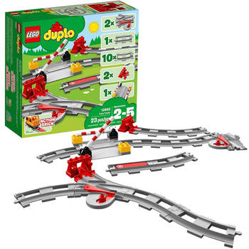 Lego DUPLO Rail Accessory Set