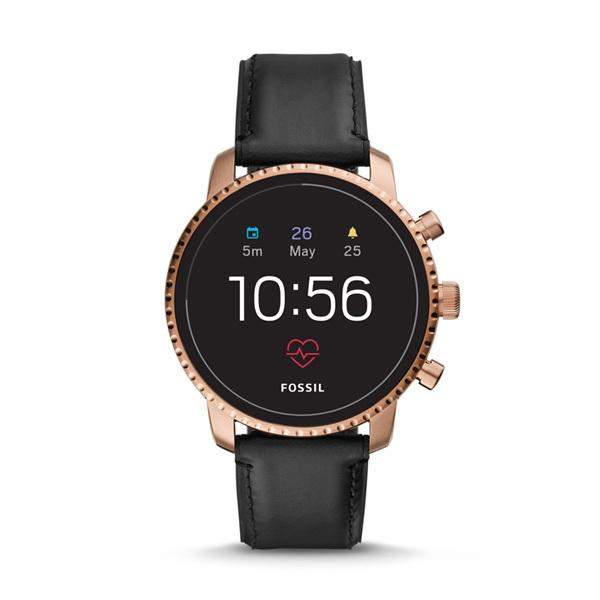 Fossil Q EXPLORIST HR Smartwatch Image
