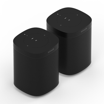Sonos ONE Two-Room Speaker Set