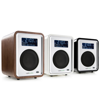 Ruark Audio R1 MKIII DAB+ Radio mit Bluetooth