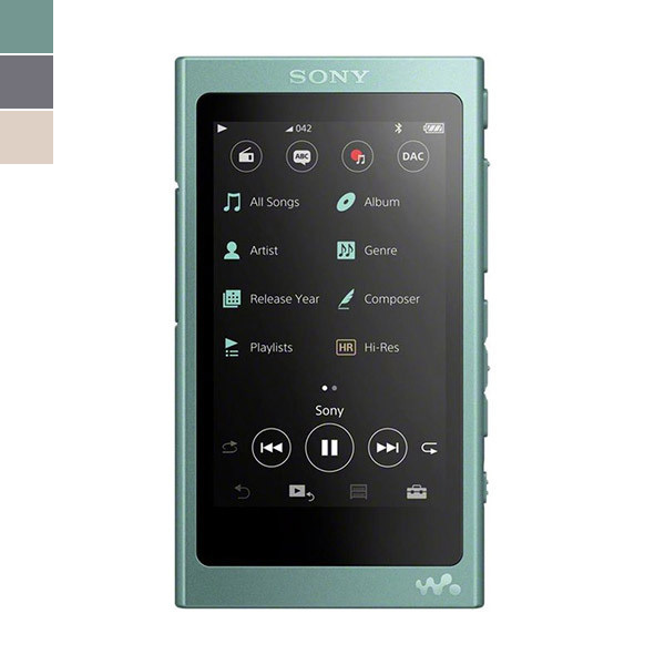 Sony NW-A45 Music Player 16GB Image