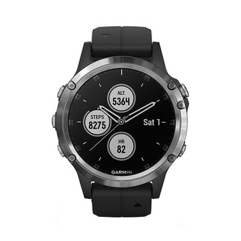 Garmin fēnix® 5 Plus GPS-Multisport-Smartwatch