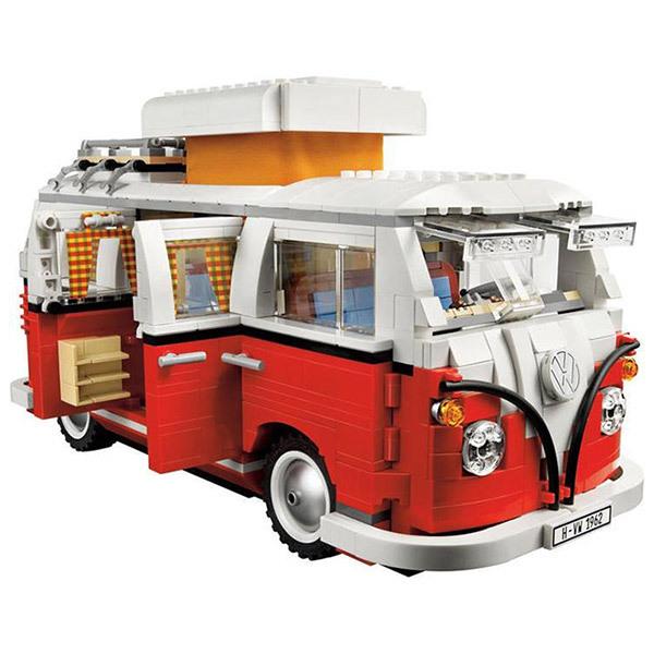 Lego CREATOR Volkswagen T1 Camper Van Image