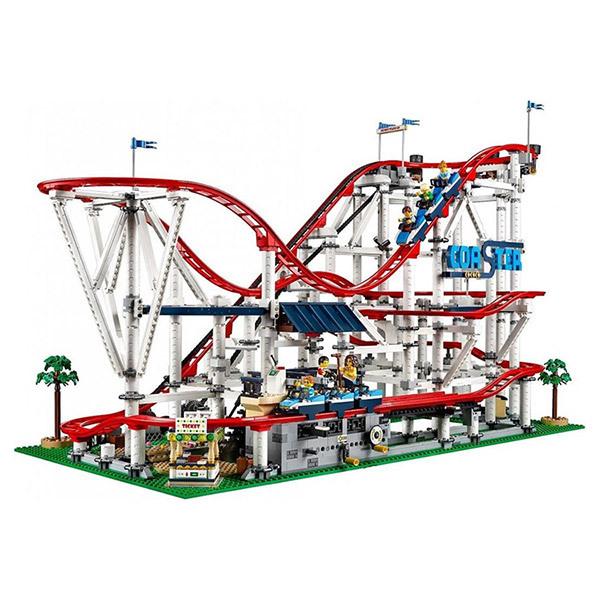 Lego CREATOR Achterbahn Bild