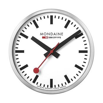 Mondaine stop2go Swiss Railways Wanduhr