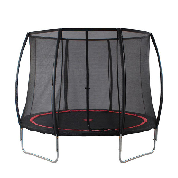 Small Foot BLACK SPIDER Trampoline Image