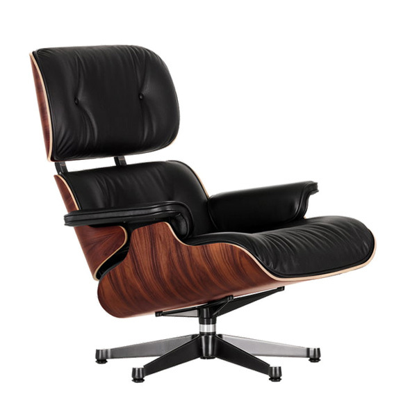 Vitra EAMES Lounge Chair & OttomanImmagine