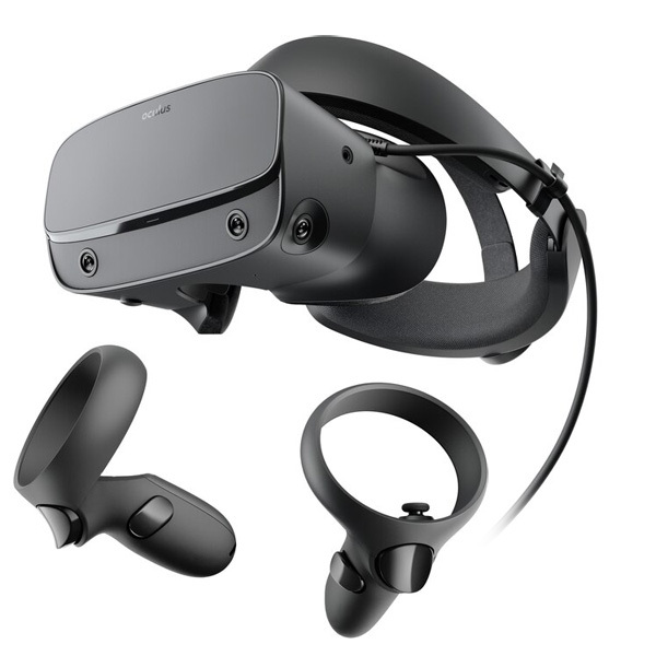 Oculus RIFT S VR Gaming Headset for PC Image