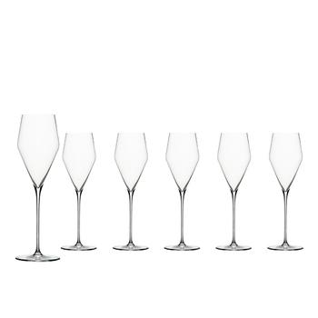 Zalto DENK`ART Champagne Glass Set 6pcs