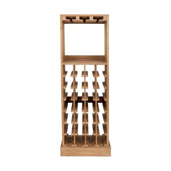 Dutchbone CLAUDE Regal für Weinflaschen und Weingläser