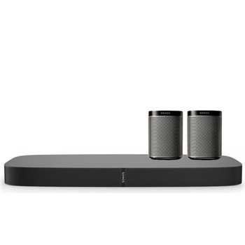Sonos Bundle: PLAYBASE + PLAY:1