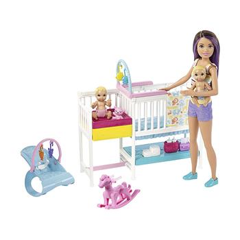 Barbie Skipper Babysitters Inc. Kinderzimmer Spielset