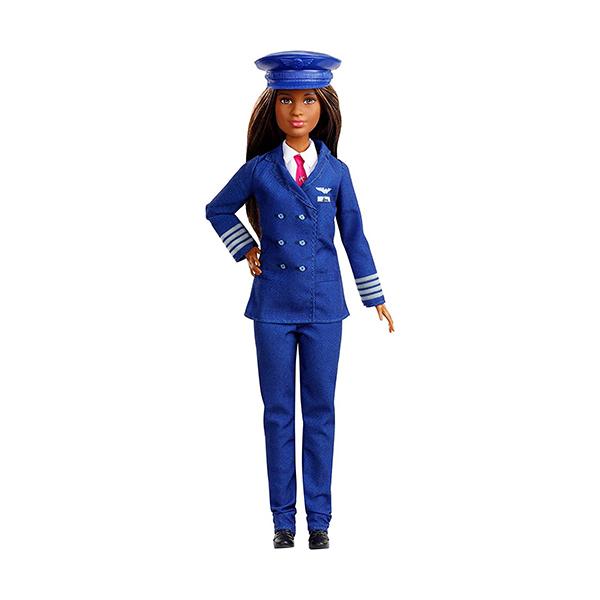 Barbie Puppe − Pilotin Bild