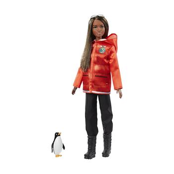 Barbie Puppe − Polar- und Meeresbiologin