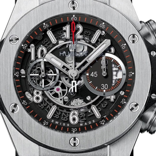 Hublot BIG BANG Unico Titanium Herren-ChronographBild