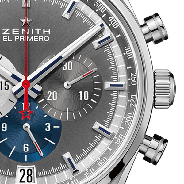 Zenith EL PRIMERO Herren-Chronograph 42mmBild