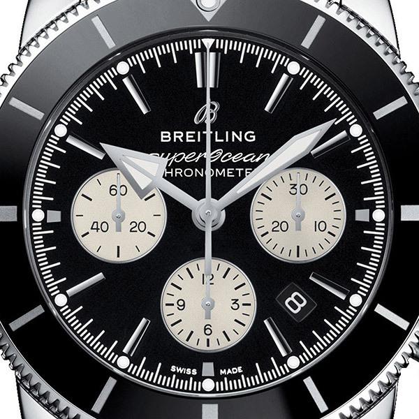 Breitling SUPEROCEAN Heritage B01 Herren-Chronograph - SchwarzBild
