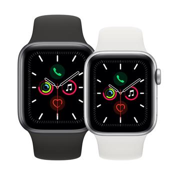 Apple Watch Series 5 GPS+Cellular in Aluminium