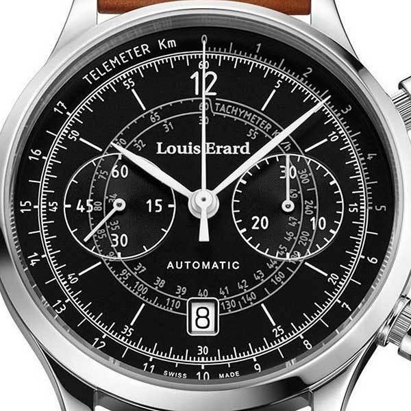 Louis Erard 1931 Herren-ChronographBild