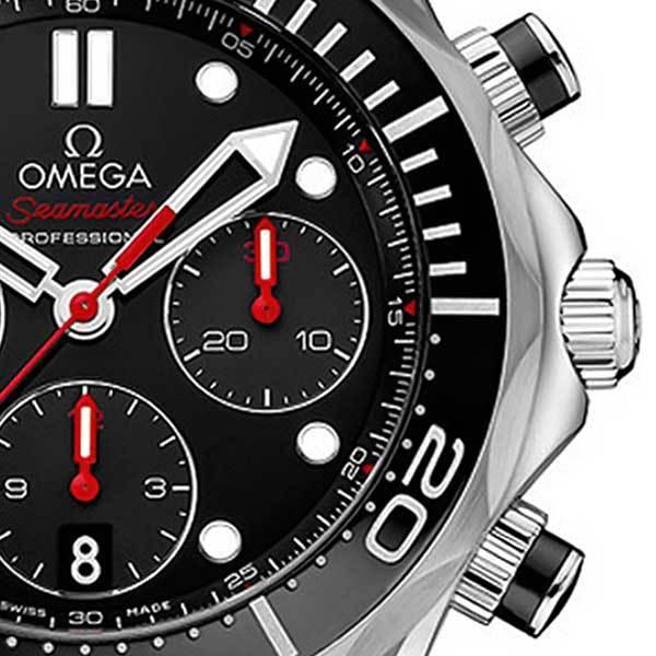 OMEGA Seamaster Diver 300m Herren-ChronographBild