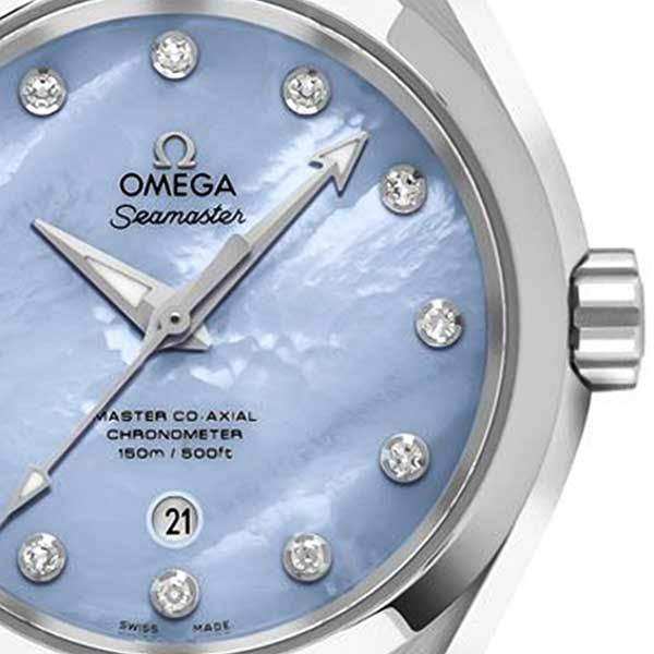 OMEGA Seamaster Aqua Terra DamenuhrBild