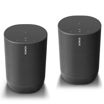 Sonos MOVE Speaker-Set − 2 St.