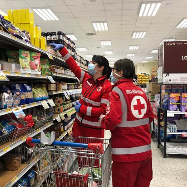 Coronavirus – Das Rote Kreuz hilft in der Schweiz und international Bild