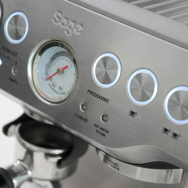 Sage BARISTA EXPRESS Espresso-Maschine SES875Bild