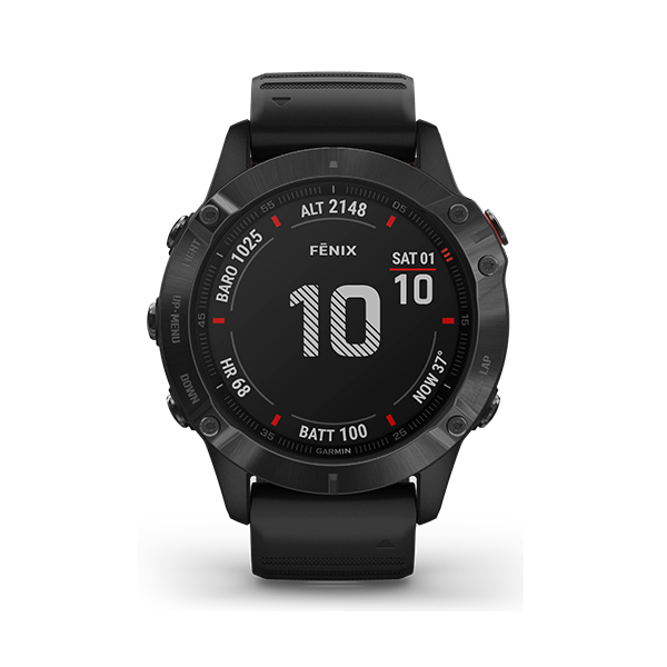 Garmin fēnix® 6 Pro GPS-Smartwatch − 47mmBild