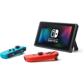 Nintendo Switch – Neon Rot und – Blau