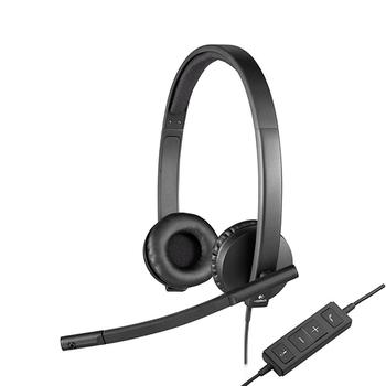 Logitech H570e USB-Headset