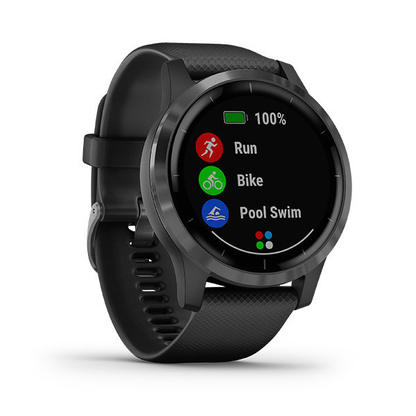 Garmin vívoactive® 4 GPS-Fitness-SmartwatchBild