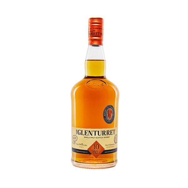 The Glenturret Whisky − 10 JahreBild