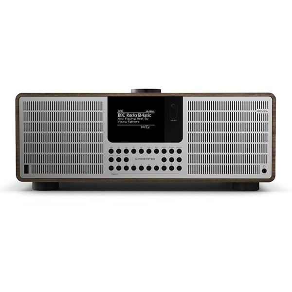Revo SuperSystem Internet Radio und DAB+Bild