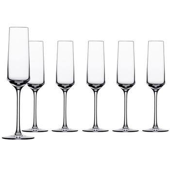 Schott Zwiesel PURE Champagnerglas 6er Set