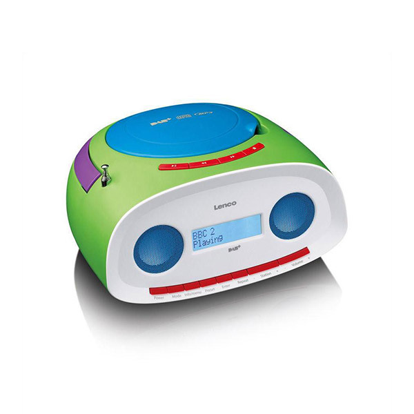 Lenco SCD-70 Kinderradio mit CD + USBBild