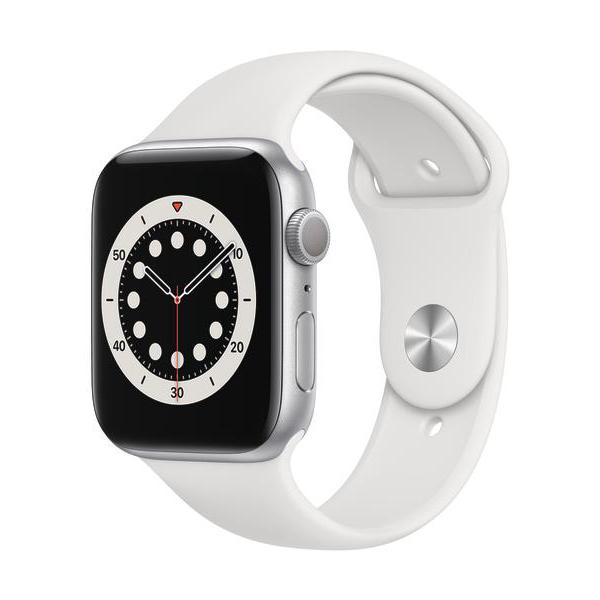 Apple Watch Series 6 GPS Aluminium – 40mm, SportarmbandBild