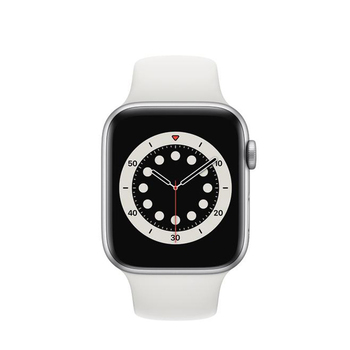 Apple Watch Series 6 GPS Aluminium – 40mm, Sportarmband