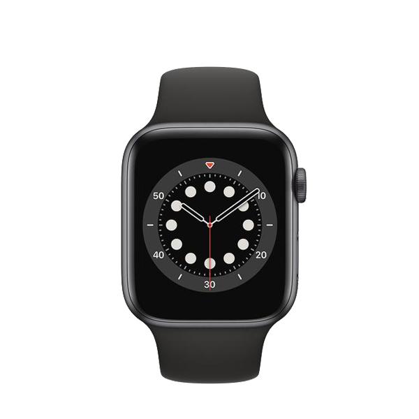 Apple Watch Series 6 GPS+Cellular Aluminium – 40mm, SportarmbandBild