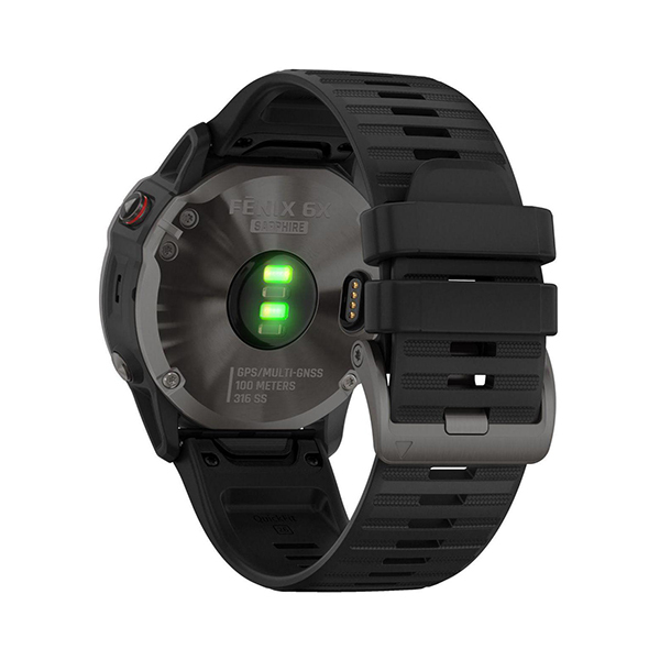 Garmin GPS Multisport-Smartwatch fēnix® 6X Sapphire − 51mmBild