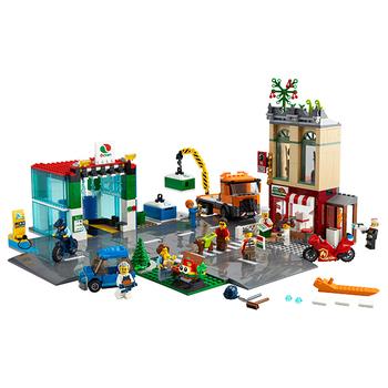 Lego CITY Stadtzentrum