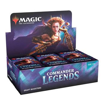 Magic-The Gathering Commander Legends
