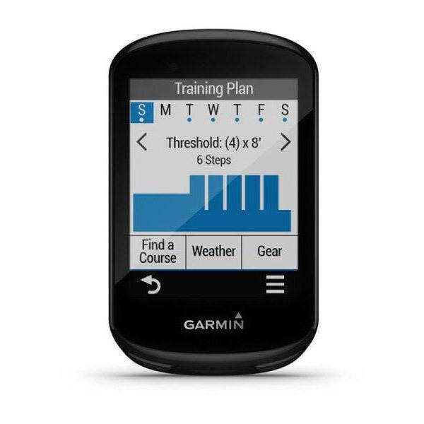 Garmin EDGE® 830 Fahrradcomputer mit GPS + ZubehörBild