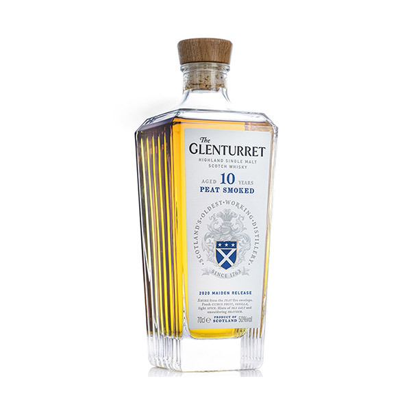 The Glenturret Peat Smoked − 10 JahreBild