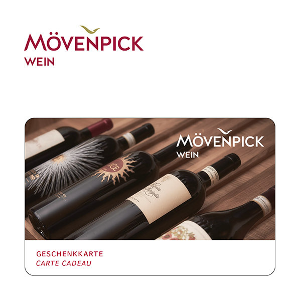 Mövenpick Wein GeschenkkarteBild