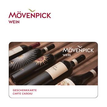 Mövenpick Wein Geschenkkarte