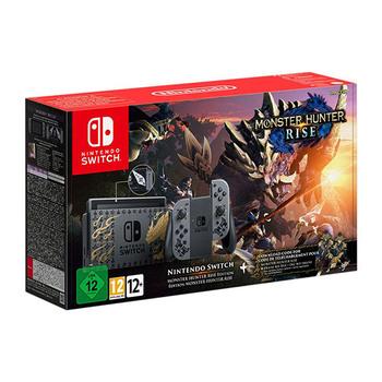 Nintendo Switch − Monster Hunter Rise Edition