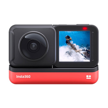 Insta360 Action-Kamera ONE R − 360° Edition